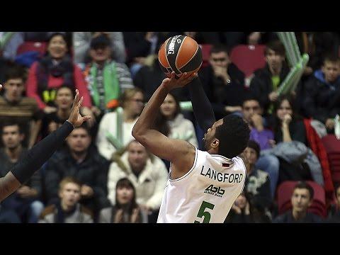 Highlights: Unics Kazan-Anadolu Efes Istanbul