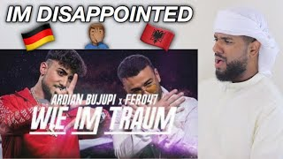 ARAB REACTION TO GERMANALBANIAN MUSIC BY Ardian Bujupi X Fero47   WIE IM TRAUM  **UNEXPECTED**