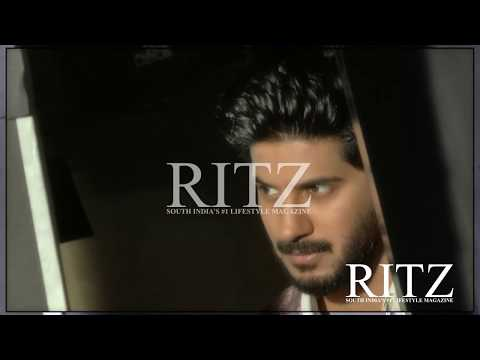 Exclusive making video of Dulquer Salmaan's photoshoot for RITZ 2017