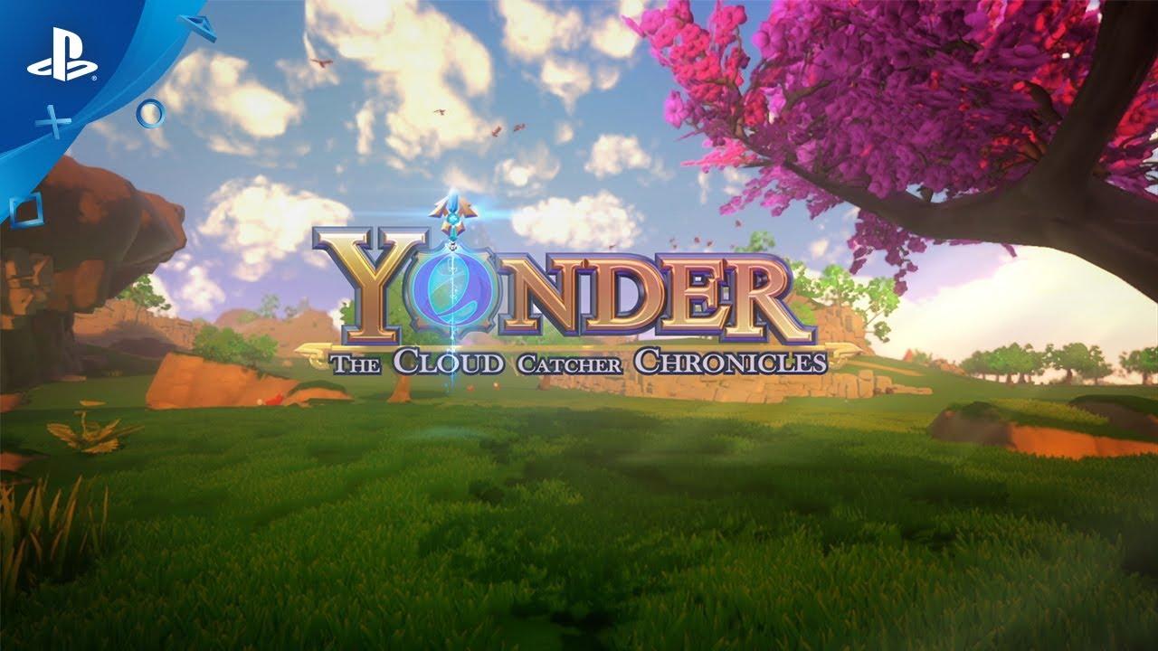Yonder: The Cloud Catcher Chronicles - Trailer pre-lancio