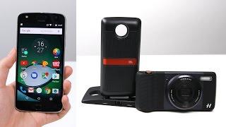 Review: Moto Z Play (Deutsch) - Modulares Akkumonster? | SwagTab