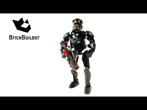 Vidéo LEGO Star Wars 75526 : Elite TIE Fighter Pilot
