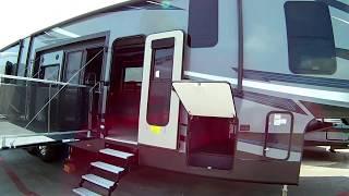 2018 Jayco Seismic 4213 Fifth Wheel Toyhauler Presented by RV Station Katy