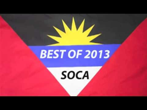 BEST OF ANTIGUA 2013 SOCA – ROAD READY MIX