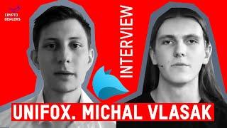 Interview. UNIFOX. Michal Vlasak