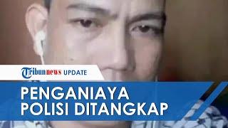Pelaku Penganiayaan Perwira Polisi hingga Tewas Ditangkap, Petugas Tembak Kaki Syamsul