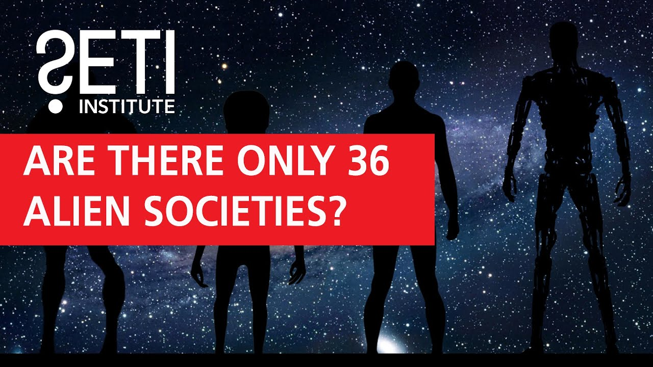 Are There Only 36 Alien Societies?