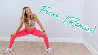 Freak Remix Dance Workout | R3hab & Quintino/Sam Feldt Edit