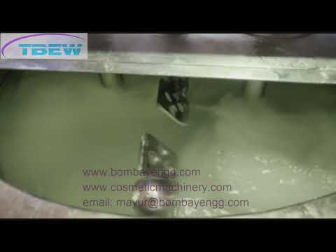 Hand Sanitizer Manufacturing Plant / Hand Sanitizer Making Machine