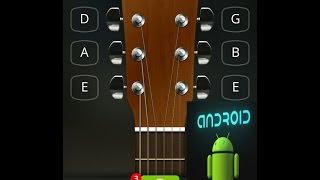 Afina Tu Guitarra Con Tu Teléfono Móvil Android Descarga Gratis [Tutorial] Guitartuna Apk