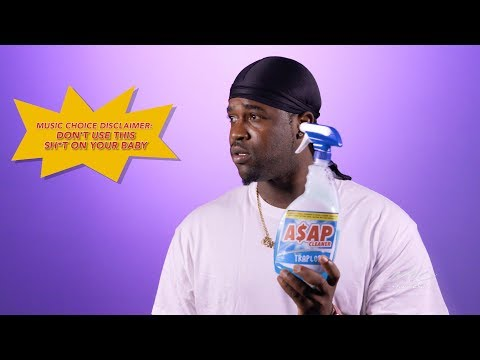 Buy Now: The Incredible Amazing A$AP Cleaner