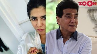 Ekta Kapoor's dad Jeetendra talks about Tusshar's kid and experience of being a grandfather