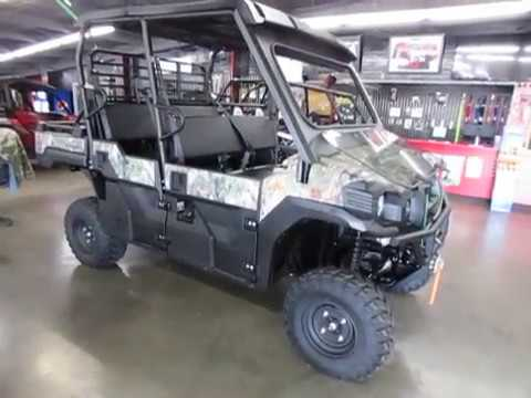 2020 Kawasaki PRO-FXT EPS in Wichita Falls, Texas - Video 1