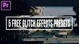 premiere pro effects presets - TH-Clip
