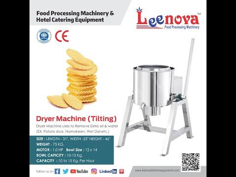 Leenova Dryer Machine  (30 Kg)