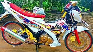 BLASTERAN VIDIO RAIDER SATRIA FU 150 INDONESIA PART 2