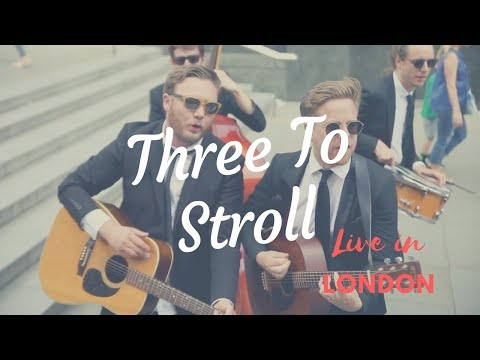 Three To Stroll Video