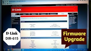 How to Upgrade Firmware on D-Link DIR-615 Router Bangla ll How do I update my Dlink router Firmware