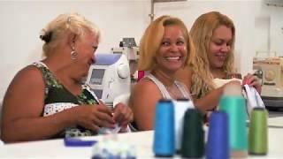 Escola de beleza e reinserção social em Santos ganha nova sede
