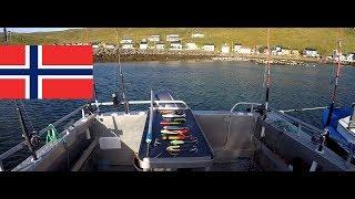 Снасти для рыбалки в северной норвегии