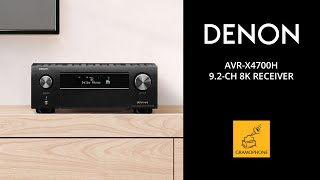 Denon AVR X4700H