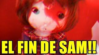 RITUAL DE LAS ALMAS EN PENA | El fin de sam, mi muñeco maldito