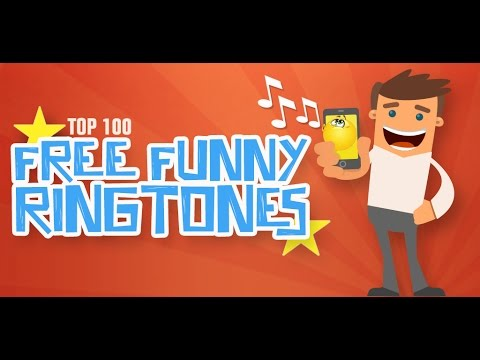 Video of Top 100 Free Funny Ringtones