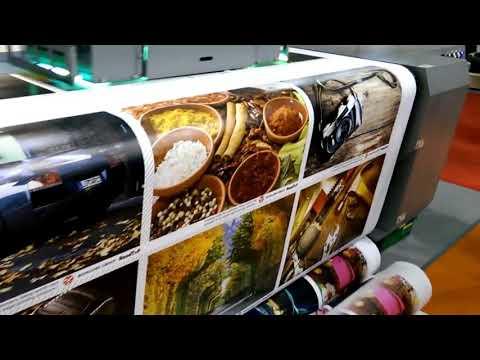 Impresoras UV linea Hibrida de HANDTOP - PLOTTERDOC.COM