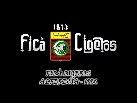 Alferecía Filà Ligeros 1992 - Parte 1