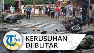 Kerusuhan Suporter di Blitar, Pemprov akan Tanggung Semua Biaya Kerusakan