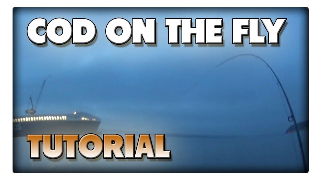 Mit Fliege auf Dorsch angeln - Tutorial und Tipps