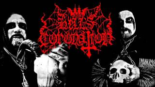 Hell's Coronation - Devil Invocations Of The Swampy Forest
