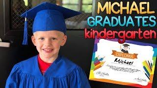 Kindergarten Graduation!!!