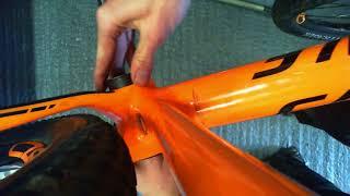 SRAM Push Fit 30 Install