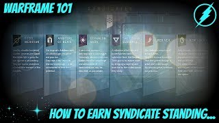 Warframe Syndicates Free Video Search Site Findclip