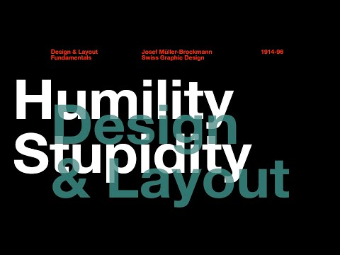 Design, Typography & Layout Tips