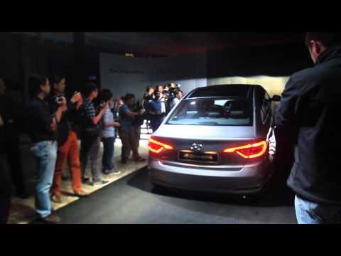 The 7th Generation Hyundai Sonata in Malaysia