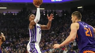 Buddy Hield Career High 30 Points Highlights vs Suns! | April 11, 2017 | NBA Regular Season