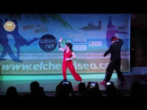 Fran & Mayte IV ELCHE SALSEA 2015