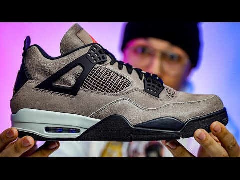 Is The Hype Real? Air Jordan 4 Taupe Haze Review