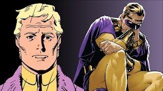 How Adrian Veidt became Ozymandias (Watchmen)