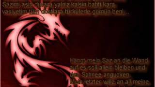 Güler Duman - Türkülerle Gömün Beni (Sarki Sözü)