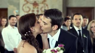 preview picture of video 'Iva + Mirek | svatební video Hradec Králové'