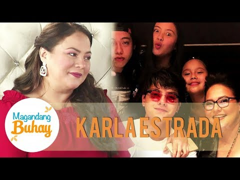 Momshie Karla receives sweet messages from her loved ones   Magandang Buhay