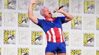 JOHN BARROWMAN SINGS A THOUSAND YEARS & I AM WHAT I AM // Comic-Con 2018