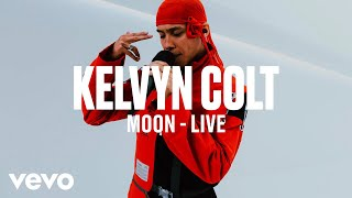 Kelvyn Colt   Moon (Live) | Vevo DSCVR ARTISTS TO WATCH 2019
