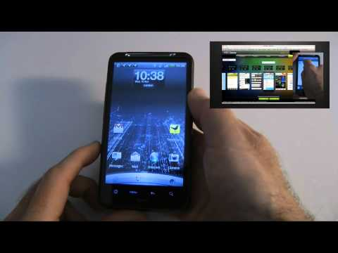 HTC Desire HD Mobile Phone Full Review