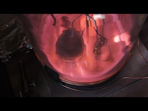 Using Plasma To Clean Glass Is Amazing, Plus Hilariously Roundabout