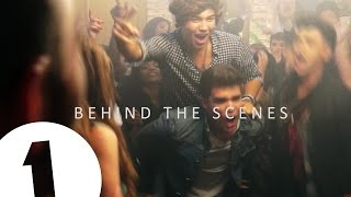 Union J, Union J - Tonight (We Live Forever) - Radio 1 Behind The Scenes