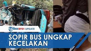 Sopir Bus Tabrakan Maut Truk vs Bus Rosalia Indah Selamat, Ungkap Kesaksian Detik-detik Kecelakaan